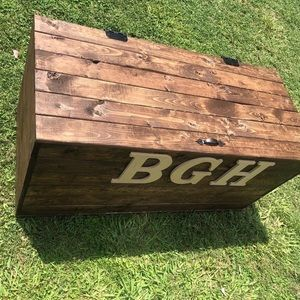 Hand Crafted Other - Wooden Custom Toy Boxes / Hope Chests